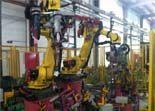 机器人点焊视频