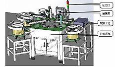滑轮自动组装机