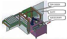 电器行业装配工业机器人生产线应用案例